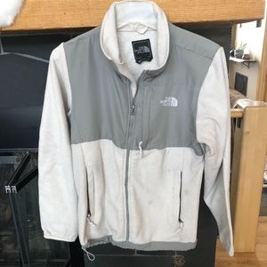 North Face White Jacket